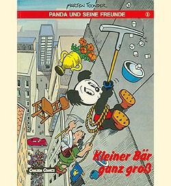 Panda und seine Freunde (Carlsen, Br.) Nr. 1-4 kpl. (Z0-2)