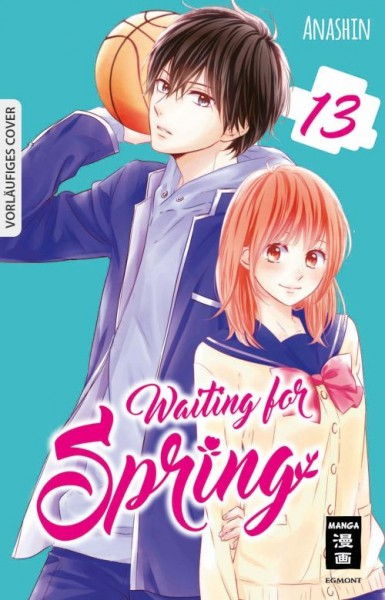 Waiting for Spring 13 (09/20)