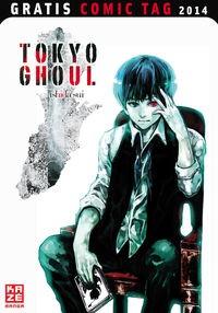 Gratis Comic Tag 2014: Tokyo Ghoul