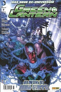 Green Lantern (2012) 09