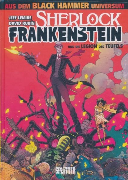 Black Hammer: Sherlock Frankenstein