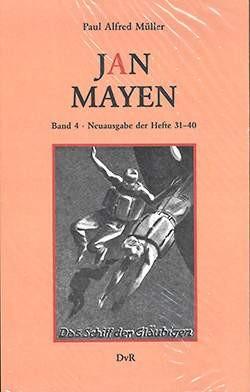 Jan Mayen Neuausgabe 04: Hefte 31-40