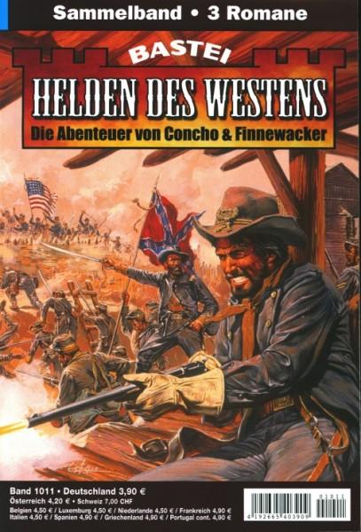 Helden des Westens Sammelband 1011