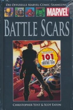 Offizielle Marvel-Comic-Sammlung 101: Battle Scars (75)