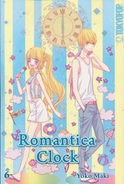 Romantica Clock 06