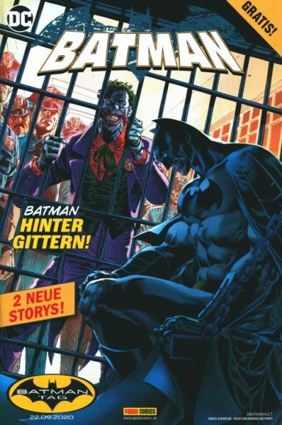Batman 6. Int. Batman-Tag 2020 Gratis-Heft