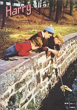 Harry die bunte Jugendzeitschrift 88