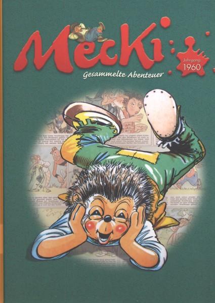 Mecki (Esslinger, B.) Gesammelte Abenteuer Jahrgang 1957-1961 (neu)