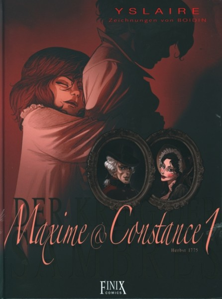 Krieg der Sambres (Finix, B., 2020) Maxime & Constance Nr. 1