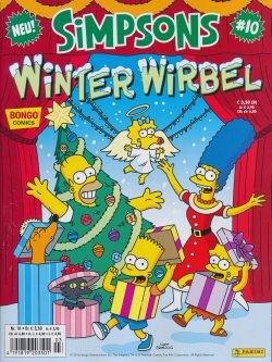 Simpsons Winter Wirbel (Dino, GbÜ.) Nr. 10