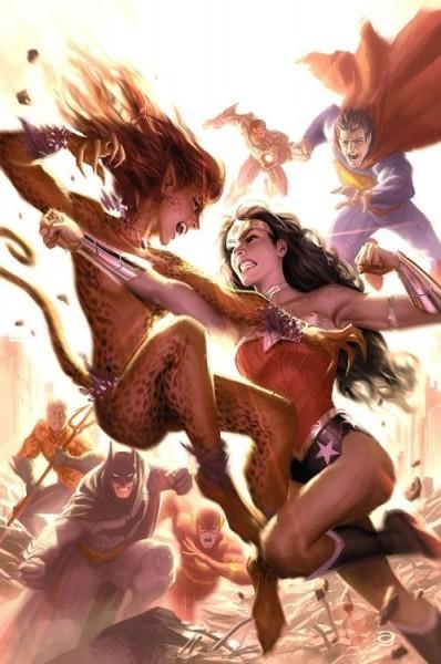 Wonder Woman gegen Cheetah SC (04/20)