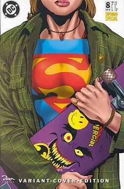 Superman spezial 8 Variant