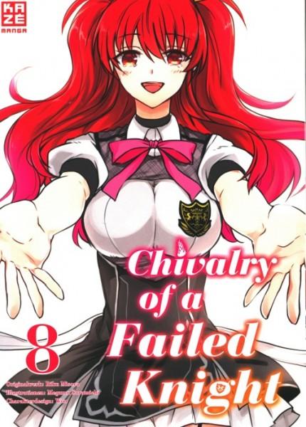 Chivalry of a Failed Knight 8