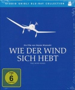Wie der Wind sich hebt - Blu-ray