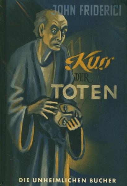 Friderici, John Leihbuch Kuss der Toten (Reihenbuch)