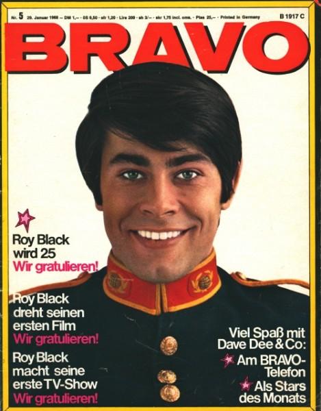 Bravo Jahrgang 1968 Nr. 1-52