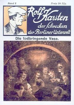 Rolf Karsten (Romanheftreprints) Nr. 1-4 (neu)