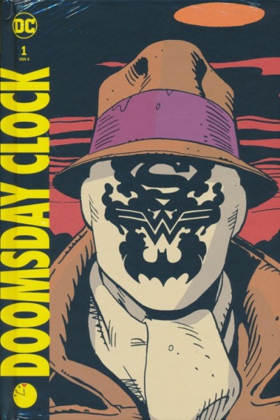 Doomsday Clock HC 1