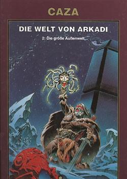 Welt von Arkadi (Splitter, B.) Nr. 1-4 kpl. (Z1)