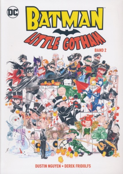 Batman: Little Gotham 2