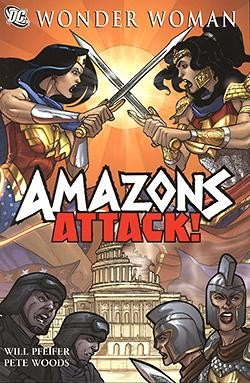 US: Wonder Woman: Amazons Attack