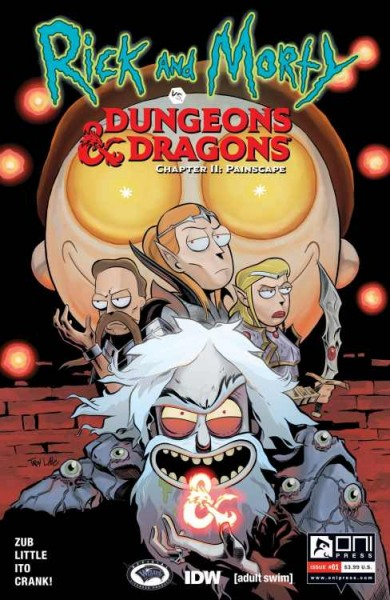 Rick and Morty vs. Dungeons & Dragons II (04/20)