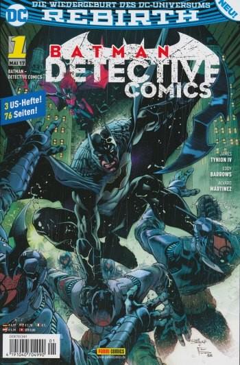 Batman: Detective Comics (Panini, Gb., 2017) Nr. 1-18,20-32