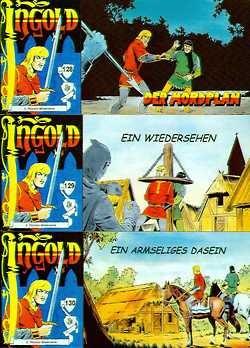Ingold (Comic Archiv, picc.) in 3er Packs Nr.98-133