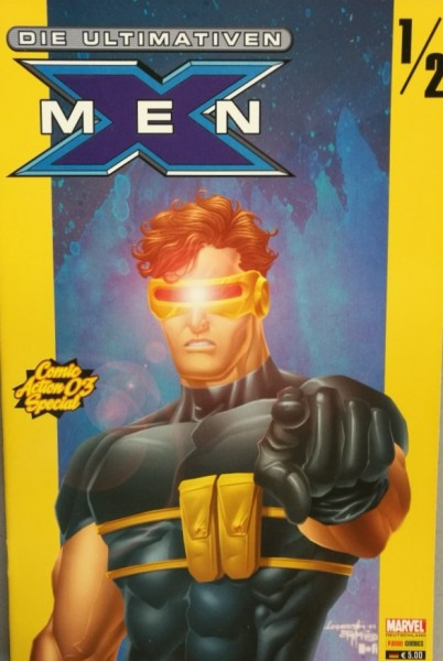 Ultimativen X-Men (Panini, Gb.) Nr. 1/2 (Comic Action 2003)