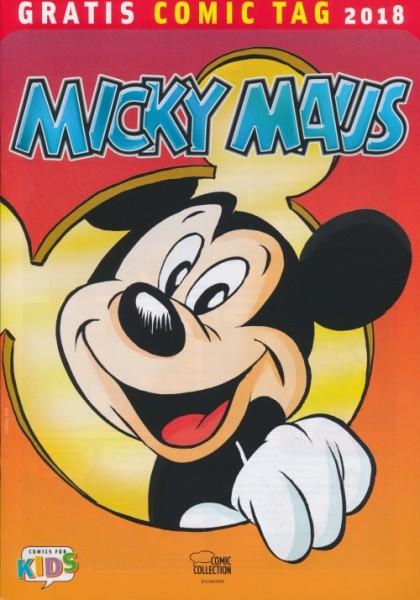 Gratis Comic Tag 2018: Micky Maus
