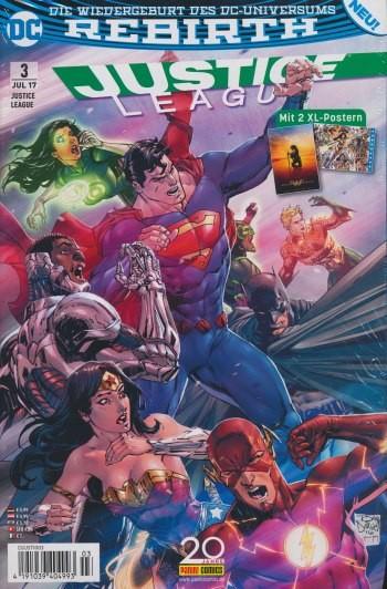 Justice League (2017) 03