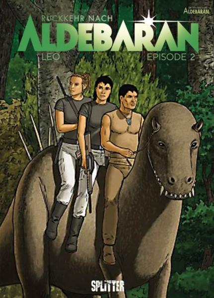 Rückkehr nach Aldebaran 2 (03/20)