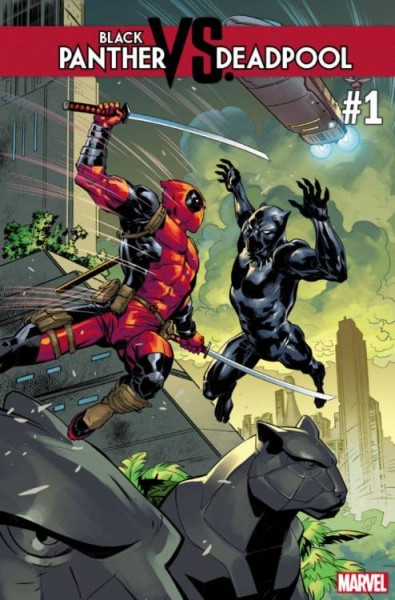 Deadpool vs. Black Panther (03/20)