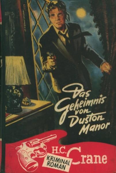 Crane, H.C. Leihbuch Geheimnis von Duston Manor (Helios)