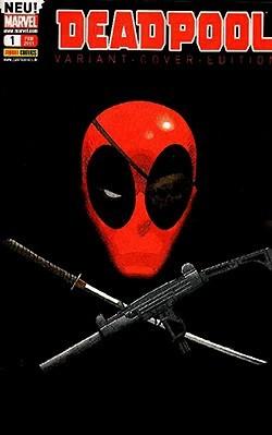 Deadpool (Panini, Gb., 2011) Variant Nr. 1