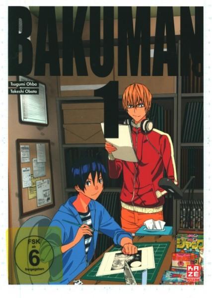 Bakuman Vol. 1 DVD