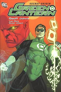 US: Green Lantern: Secret Origin HC