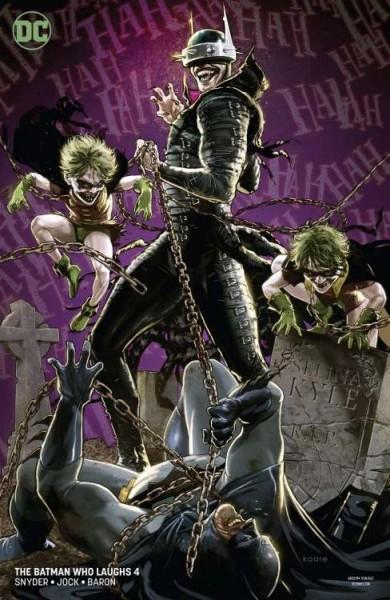 Batman, der Lacht 5 (von 5) Variant (03/20)