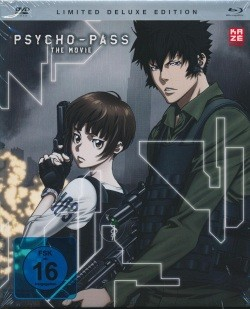 Psycho Pass - The Movie Deluxe Edition Blu-ray + DVD