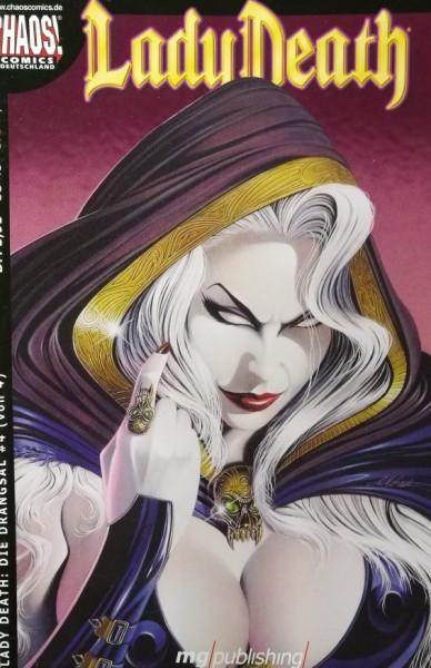 Lady Death: Die Drangsal (Chaos!, Gb.) Nr. 2-4