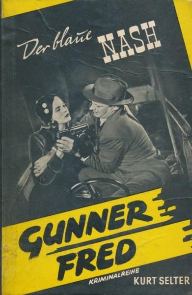 Gunner Fred Leihbuch Blaue Nash (Heros)