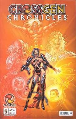 Crossgen Chronicles 5