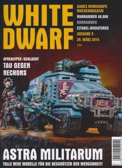 White Dwarf 2014/09