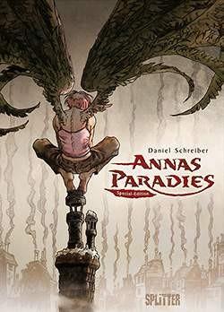 Annas Paradies (Splitter, B.) Special Edition Nr. 1
