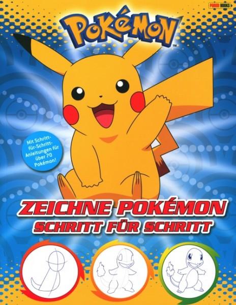 Pokemon: Zeichne Pokémon Schritt für Schritt