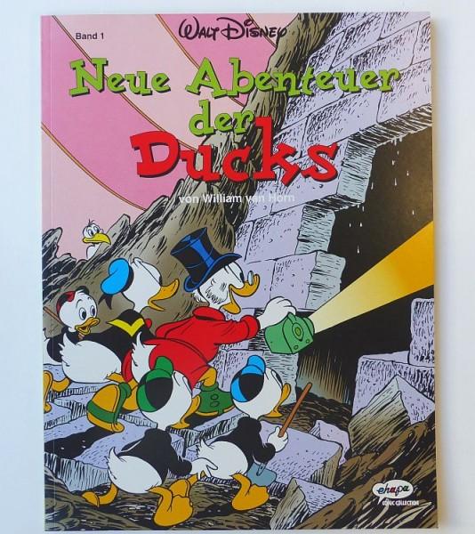 Neue Abenteuer der Ducks (Ehapa, Br.) Nr. 1-7 kpl. (Z1-2)