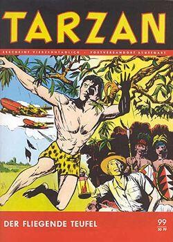 Tarzan Mondial Großband 99