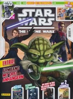 Star Wars: The Clone Wars Magazin 58
