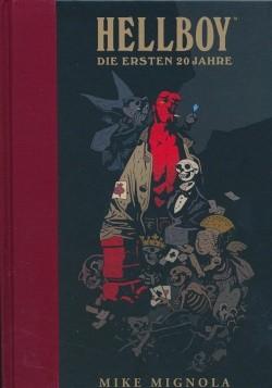 Hellboy Artbook (Crosscult, B.) Die ersten 20 Jahre