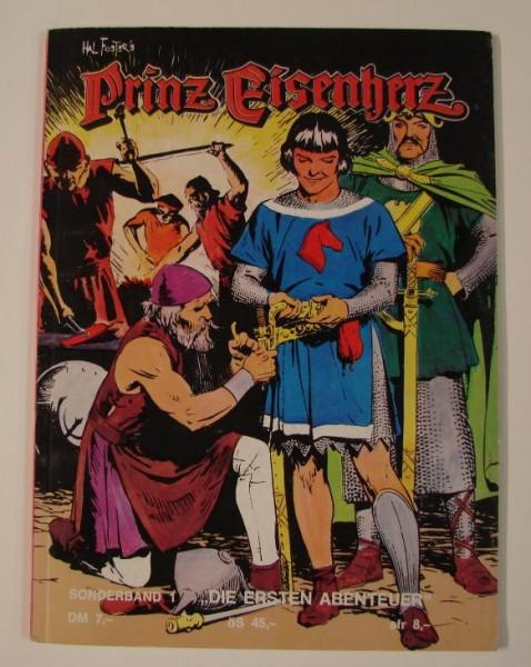 Prinz Eisenherz Sonderband (Pollischansky, Br.) Nr. 1-16 kpl. (Z1-2)+2.Auflage Nr. 11-21 zus. (Z1) i